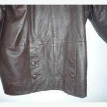 Куртка кожаная-52раз.новая из Турции.т.89137768497, в Новосибирске