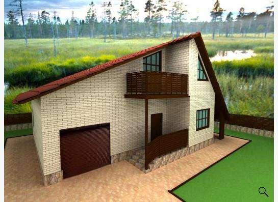 Готовый проект дома 1-10