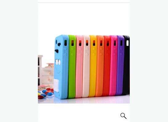 Силиконовые чехлы для IPhone 5/5S :)