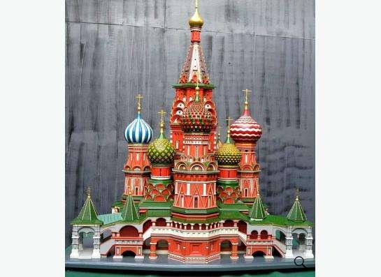 Модели храмов и соборов России. в Таганроге фото 4