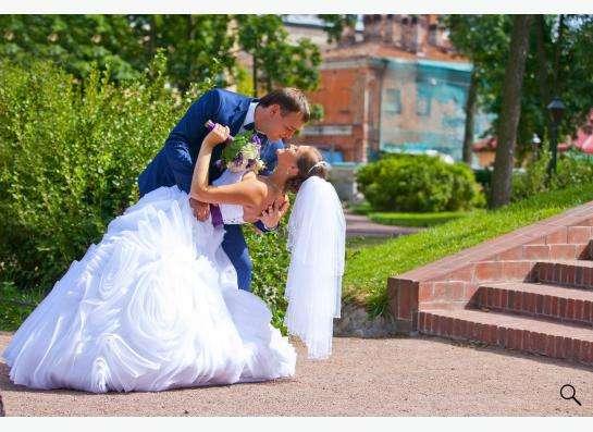 Свадебное платье в Санкт-Петербурге фото 4