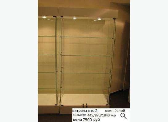 витрина стеклянная в Москве фото 3
