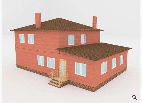 Готовый проект дома 1-14 в Омске Фото 1