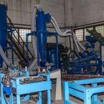 Линия по переработке шин ЛПШ-400, в Вологде