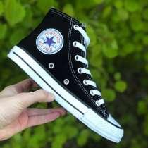 Черные высокие Converse, в г.Львов