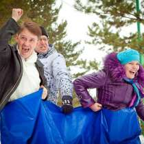 Новый год за городом Томском, корпоративы, в Томске