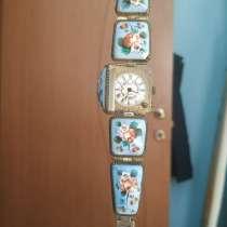 Часы чайка, в Москве