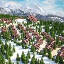 Сдаются коттеджи на лыжной базе Каракол, в городке, в г.Бишкек