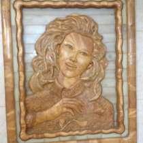 Картина, женщина ангел, в Орле