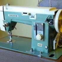 Ремонт швейных машин в Одессе, в г.Одесса