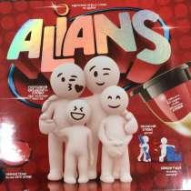 Настольная игра Alians 288 карточек более 2500 слов, в г.Алматы
