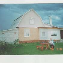 Дом в деревне, в Москве