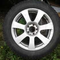 Продается комплект колес Continental для Мерседеса, в Москве