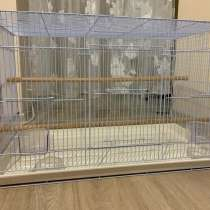 Большая клетка для птиц, в Всеволожске
