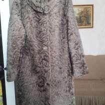 Продам шубу 46-48 размер (какракуль), в Михайловке