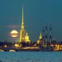Путешествие в Санкт- Петербург, в Санкт-Петербурге