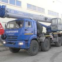 Аренда автокрана 32 тонн, в Казани