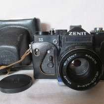 Пленочный зеркальный фотоаппарат Зенит-11, в Щелково