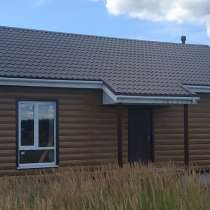 Продам новый дом 95 кв. м на 10 сотках в 100 км от Москвы, в Норильске