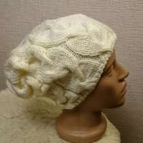 Шапка женская с косами, в г.Львов