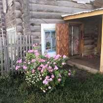 Продаётся деревянный двухэтажный дом, в Новосибирске