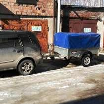Продам прицеп автомобильный, в Новосибирске