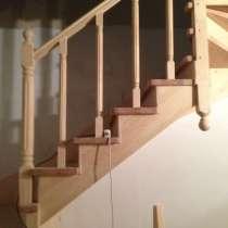 Изготовление добротных лестниц в любой дом, в Новосибирске