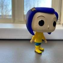 Фигурка персонажа из мультфильма «Каролина в стране кошмаров, в Усинске