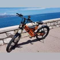 E-Bike ROBIKe bicicletta elettrica tecnologica cinetica, в г.Ospedaletti