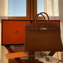 Сумка Hermès Birkin, в Москве
