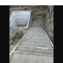 Погреб монолитный. Фундамент, в Красноярске