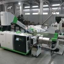 Гранулятор для переработки полимеров и пластика, в г.Zhangjiagang