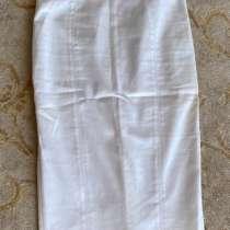 Юбка белая джинс, в г.Кобрин