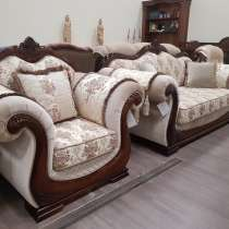 Юнна-Эллада, диван, 2 кресла, в Новосибирске