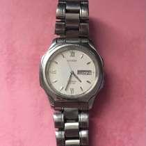 Часы citizen sapphire w r 100, в г.Черновцы