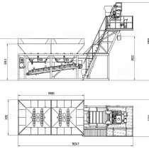 Бетонный завод КОМПАКТ-15, в г.Душанбе