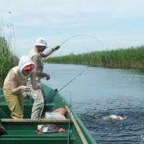 Рыбалка в Астрахани (Гандурино), в Астрахани