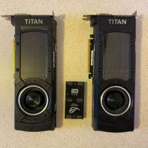 Видеокарта Nvidia Titan X (Maxwell), в Москве