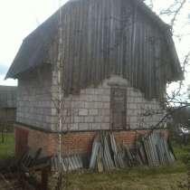 Меняю недостроенную дачу на недостроенный дом или котедж ил, в г.Минск