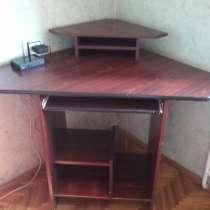 Продается угловой компьютерный стол, в Севастополе