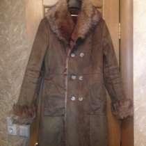 Пальто-дубленка женское, без капюшона, в Москве