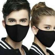 Многоразовые маски на заказ из хб материала, в г.Астана