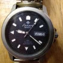 Часы Zenart Geneve Titanium, в Москве
