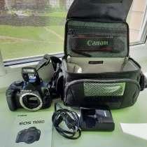 Фотоаппарат зеркальный Canon EOS 1100D, в Обнинске
