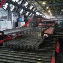 Завод по производству арматуры, метталической сетки, в Москве