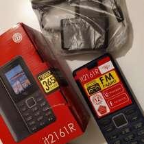 Телефон ITEL +красивый номер в подарок, в Екатеринбурге