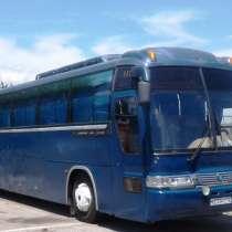 Аренда автобуса в Краснодаре, в Краснодаре