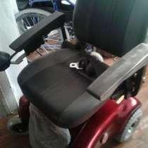 Новая элекрическая инвалидная коляска, в Волгограде