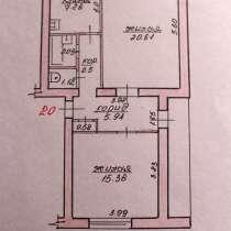 2-комнатная квартира, д. Никитиничи, Могилевский р-н, в г.Могилёв