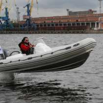 Буревестник Б-530, в Санкт-Петербурге